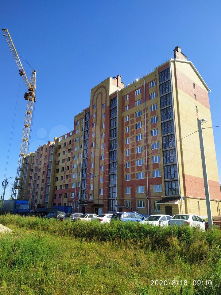 1-к квартира, 38.2 м², 7/10 эт.