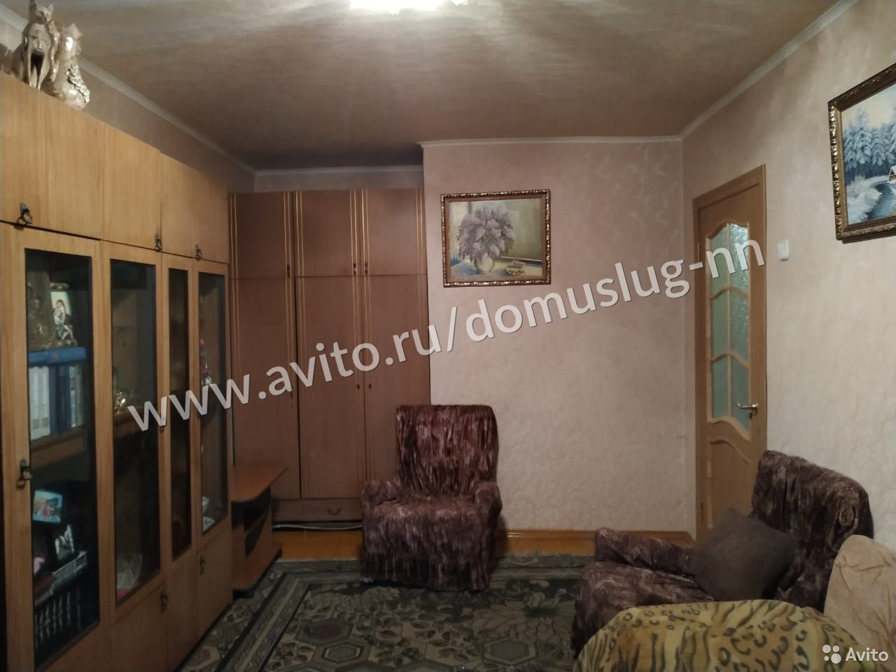 2-к квартира, 45 м², 5/5 эт.  89587266897 купить 4