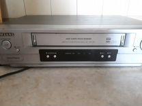 Видеомагнитофон видик самсунг svr-165
