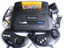 Игровая приставка Dendy Денди favorit 30-in-1