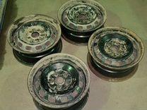 Штампованные диски 5х100