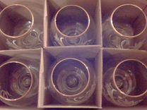 Новые бокалы и стаканы