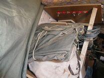Продам плащ палатку военную брезентовую новую