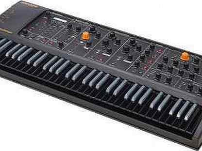 Синтезатор studiologic sledge black adition 2.0