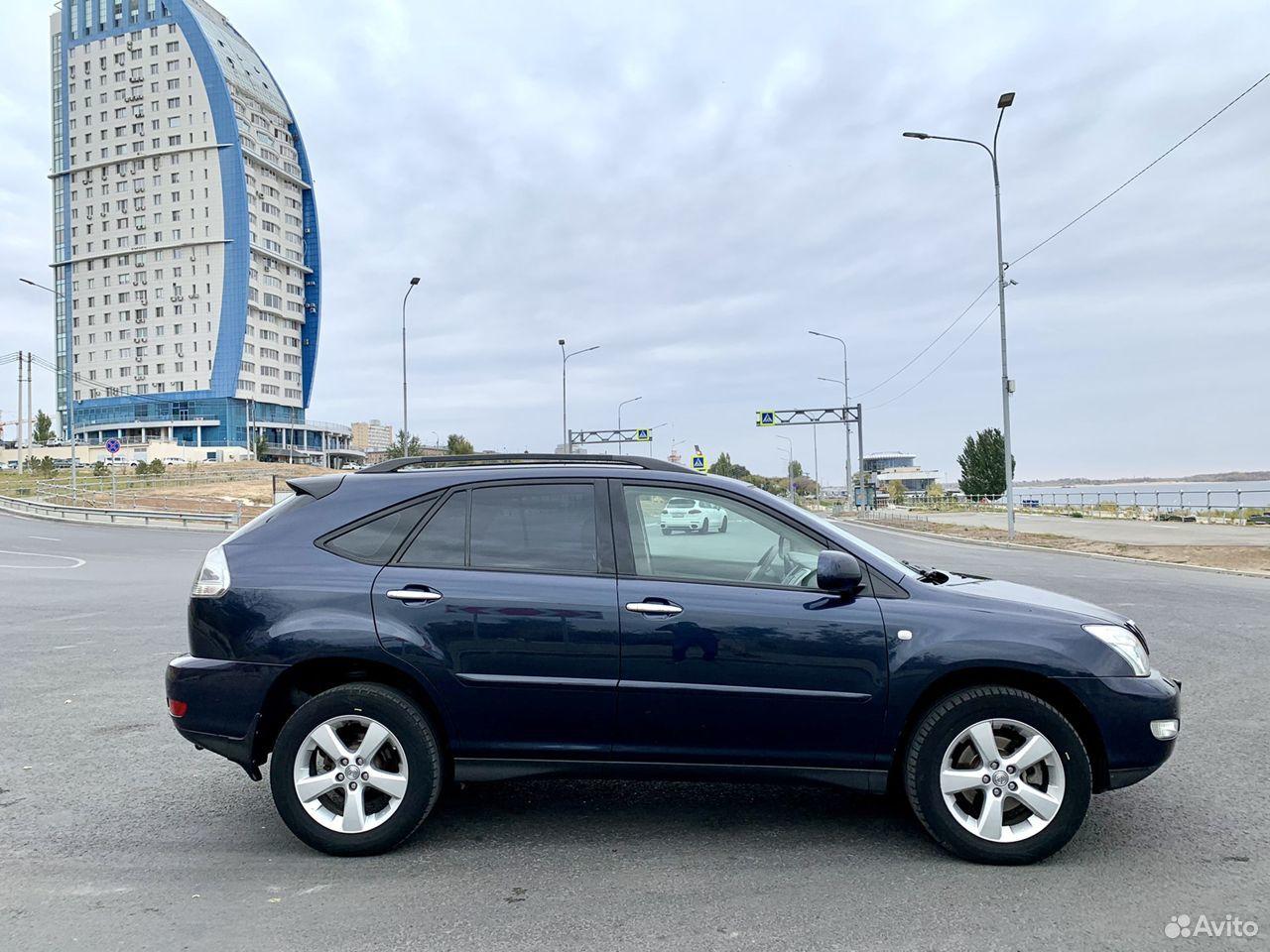 Lexus RX, 2007  89610795153 купить 10