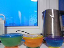 Продам детскую посуду