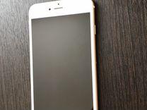 iPhone 6 s+ 64 gb золотой