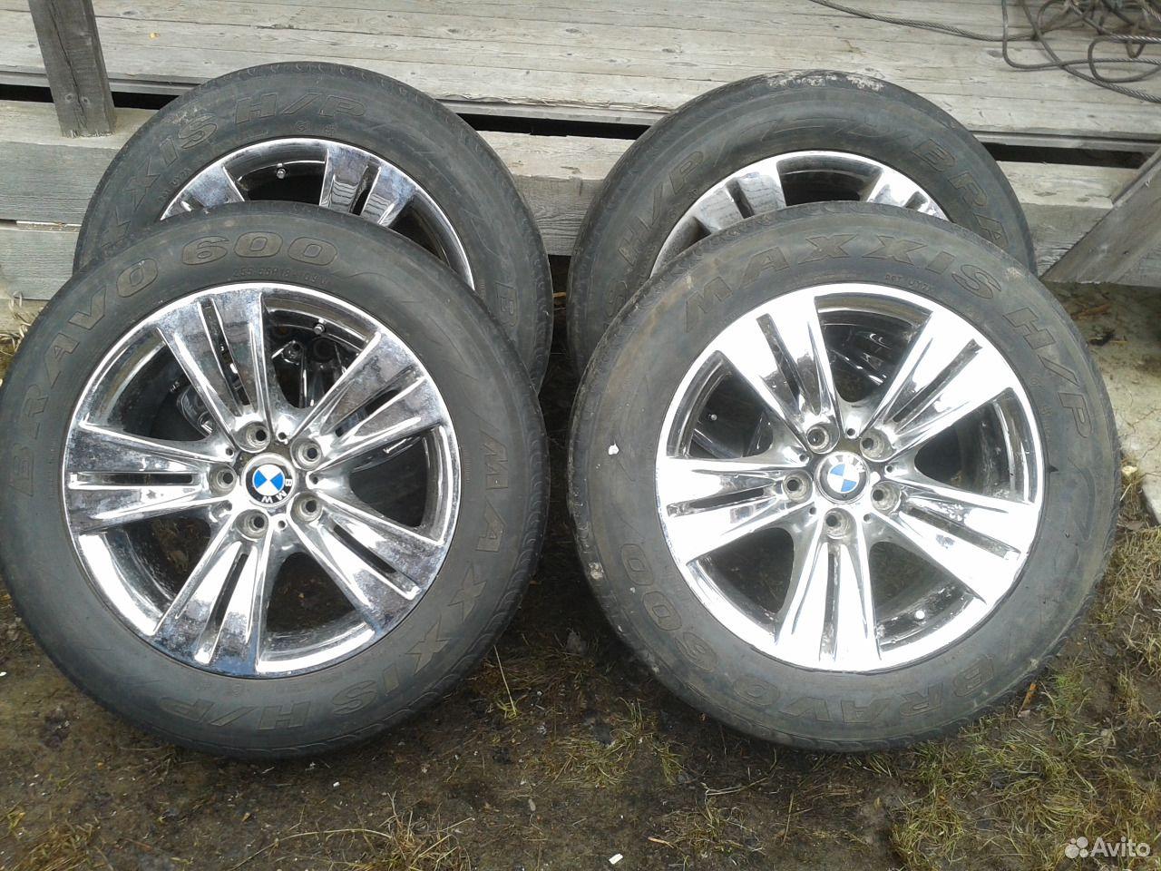 Колеса на BMW X5  89116802933 купить 5