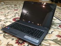Acer aspire 7540g разбор