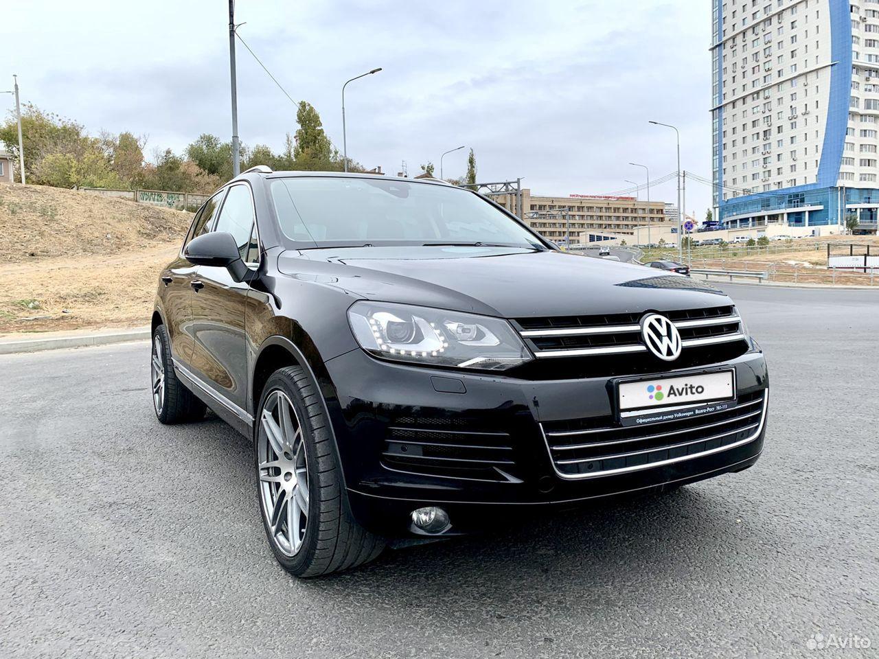 Volkswagen Touareg, 2014  89610795153 купить 3