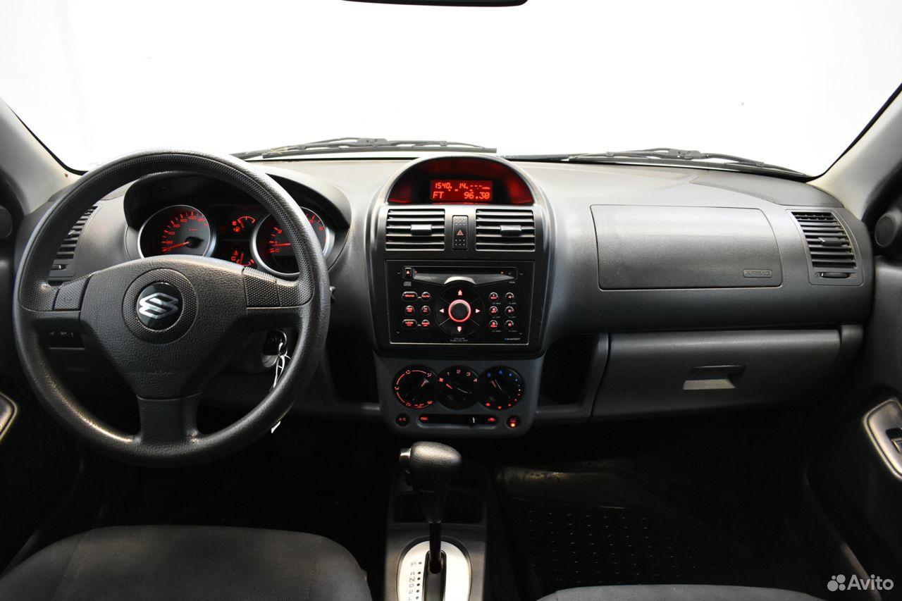 Suzuki Ignis, 2007