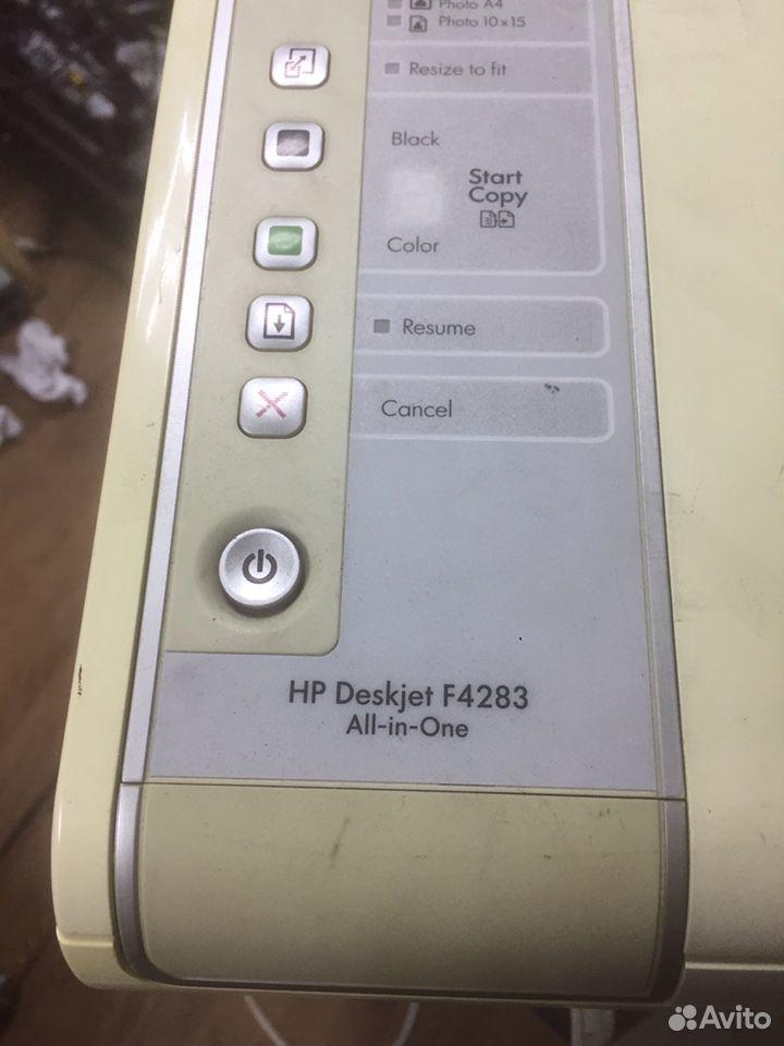 Мфу HP DeskJet F 4283  89600998353 купить 3