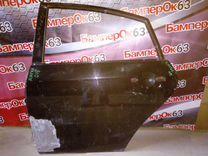 Nissan Almera (G15) 2013-дверь задняя левая бу