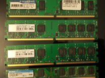 Оперативная память ddr2, 5Gb