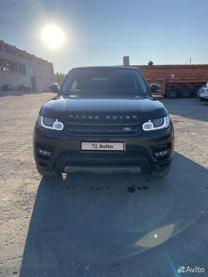 Land Rover Range Rover Sport, 2015  89093571373 купить 4