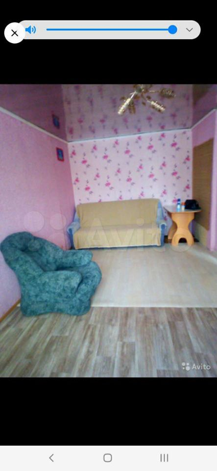 2-room apartment, 44 m2, 2/5 floor.  89609444464 buy 3