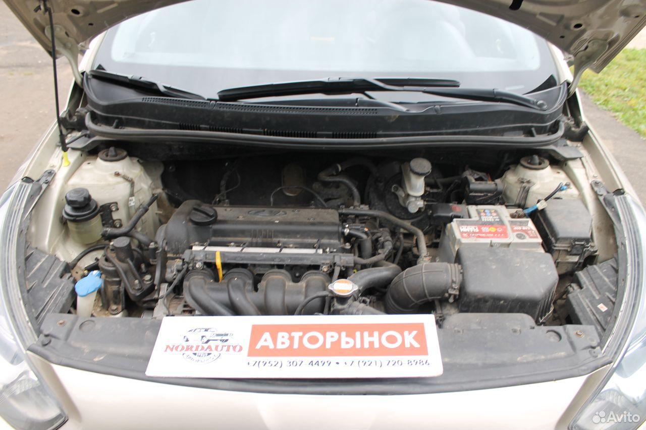 Hyundai Solaris, 2011  89523074499 купить 8