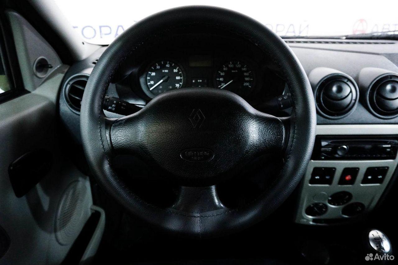 Renault Logan, 2007  88422291372 купить 9