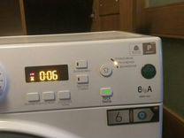 Стиральная машина Аристон 6кг