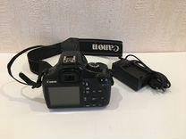Зеркальный фотоаппарат Canon EOS 1100D — Фототехника в Петрозаводске