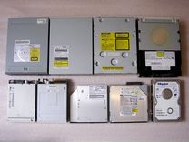Комплектующие старых компьютеров