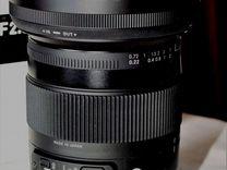 Для Pentax -Sigma 2.8-4.17-70. macro Contemporary — Фототехника в Москве