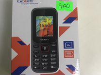 Телефон Тексет тм-128 новый