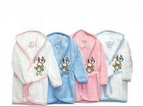 Детский халат 1-4 лет