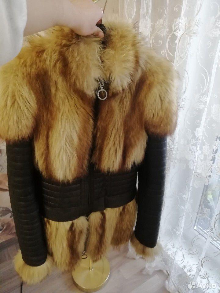 Куртка, натуральная кожа  89006739525 купить 1