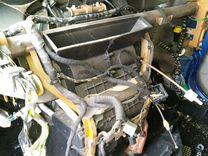 Печка в сборе Ford Fiesta Fusion