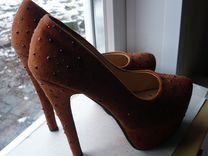 """Туфли лабутены """"Banoo"""" размер 37"""
