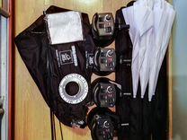 Grifon QL-1000 комплект студийного света 4 шт