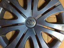 Колпаки R 16 Toyota Corolla — Запчасти и аксессуары в Екатеринбурге