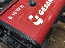 Генератор 12кВт, 380V (бензин)