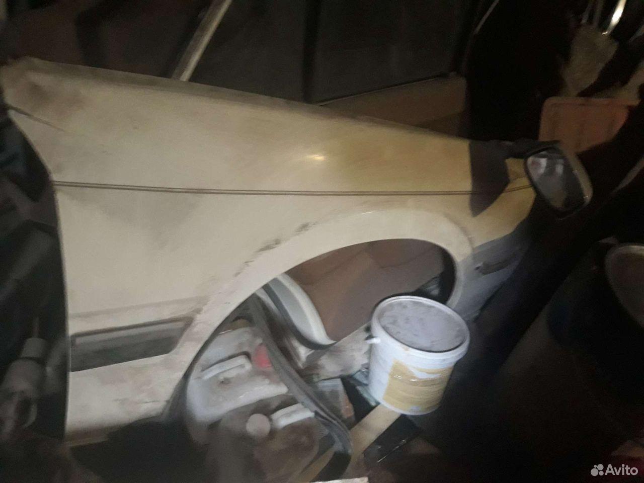 Двери, крылья и крышка багажника от мазда 626 (пра  89264344014 купить 6