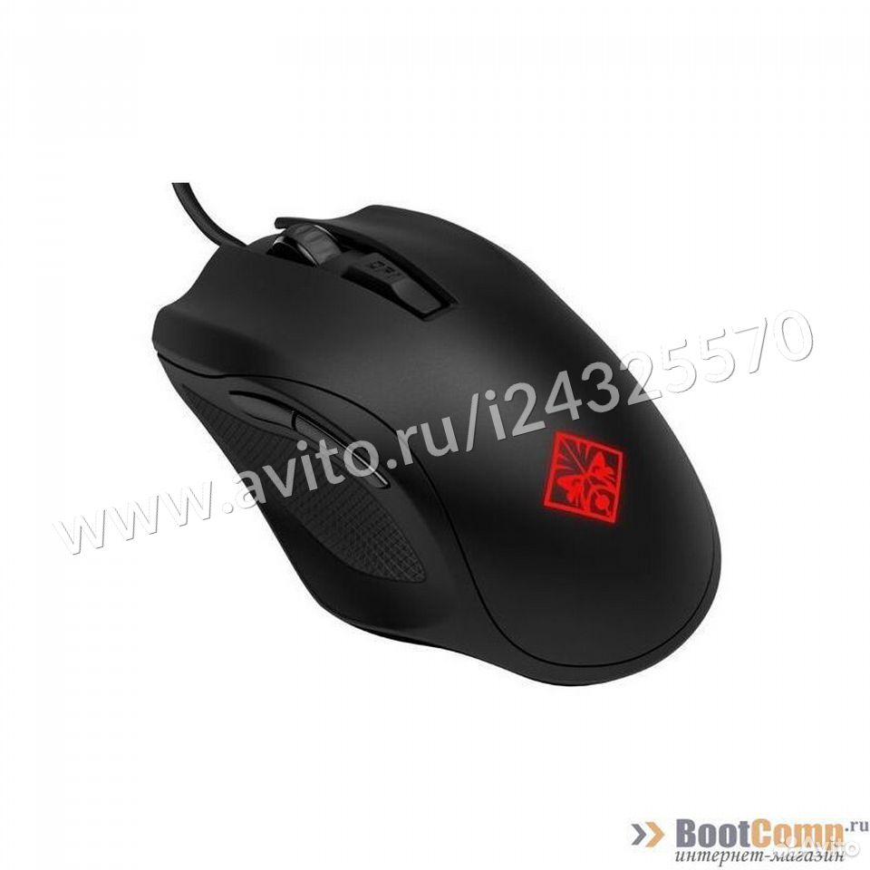 Игровая мышь HP omen 400  84012410120 купить 4