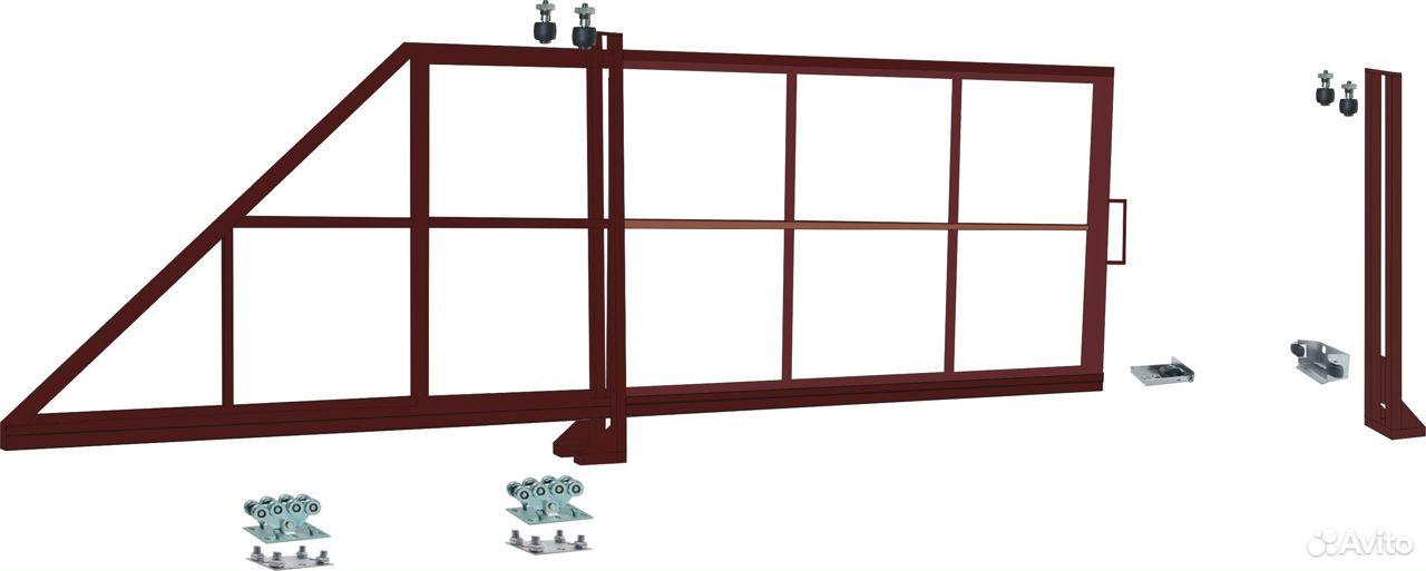 Откатные ворота 89209679797 купить 2