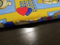 Матрас на детскую кровать 60 на 120
