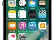 iPhone SE новый гарантия