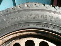 Колеса R16 VW passat B6