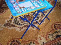 Продам детский столик и стул