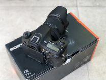 Sony A77 ii + 18-135mm / 1352 пробег / Полный к-кт
