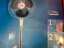 Напоьный вентилятор новая
