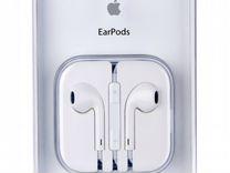 EarPods 3.5 mm цвет белый iPhone 5C ZM/A