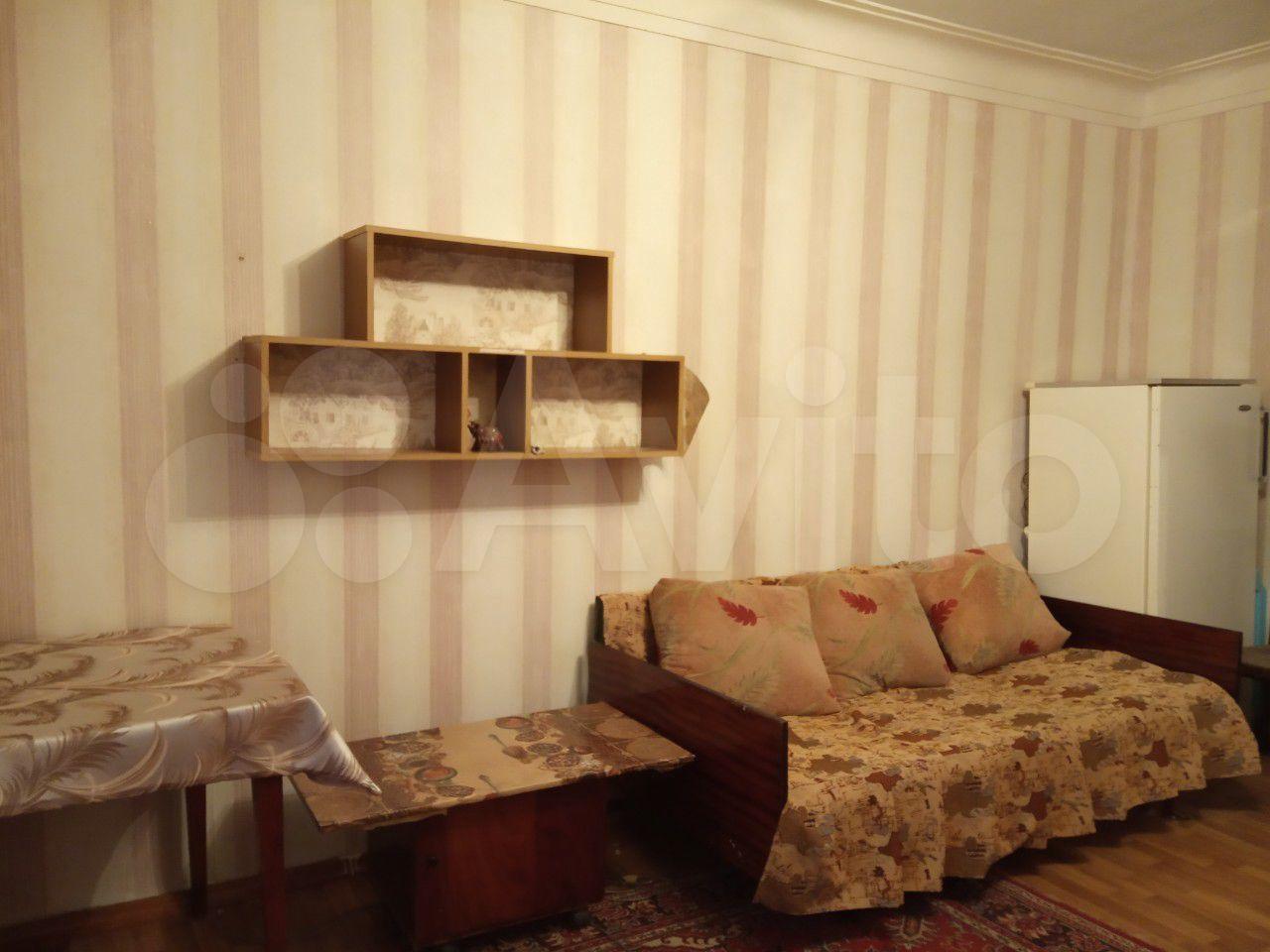 1-room apartment, 31 m2, 3/3 floor.
