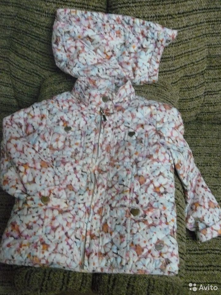 Куртка осенне-весенняя acoola 110 см 89871288618 купить 2