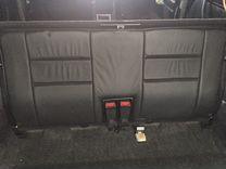 3 ряд сидений Mercedes s124 из Японии