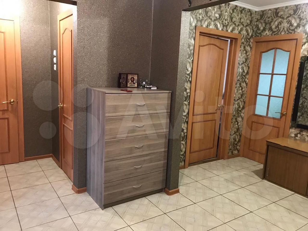 3-к квартира, 69.2 м², 4/5 эт.