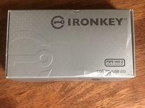 USB флешка Kingston IronKey