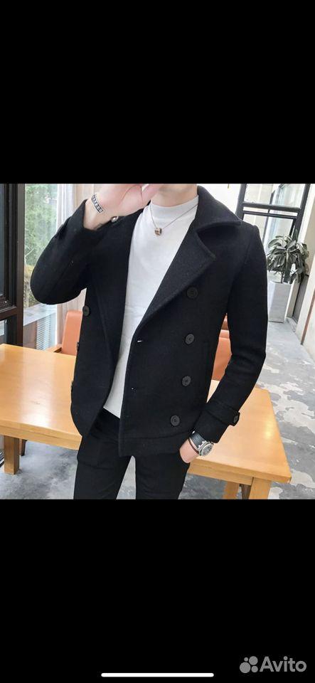 Пальто мужское короткое  89520210119 купить 1